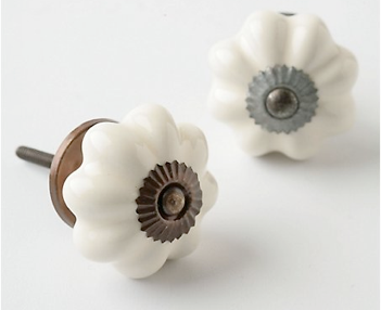I Saw These Knobs Online At Anthropologie (pictured Above) And Thought They  Would Be Perfect To Replace The Existing Silver Knobs (nice, ...