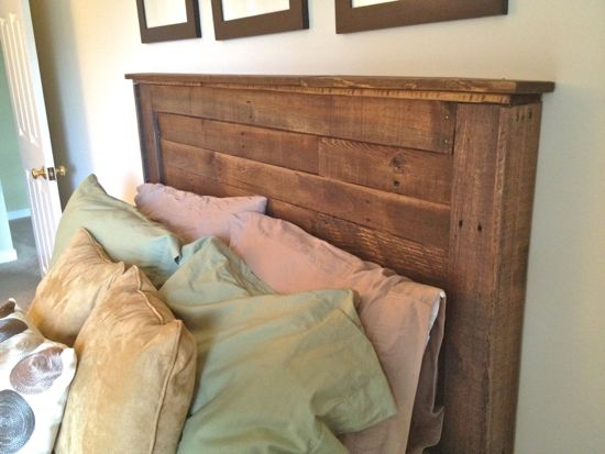 Stained Pallets « Tommy & Ellie