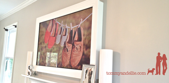 Custom TV Frame Featured Image