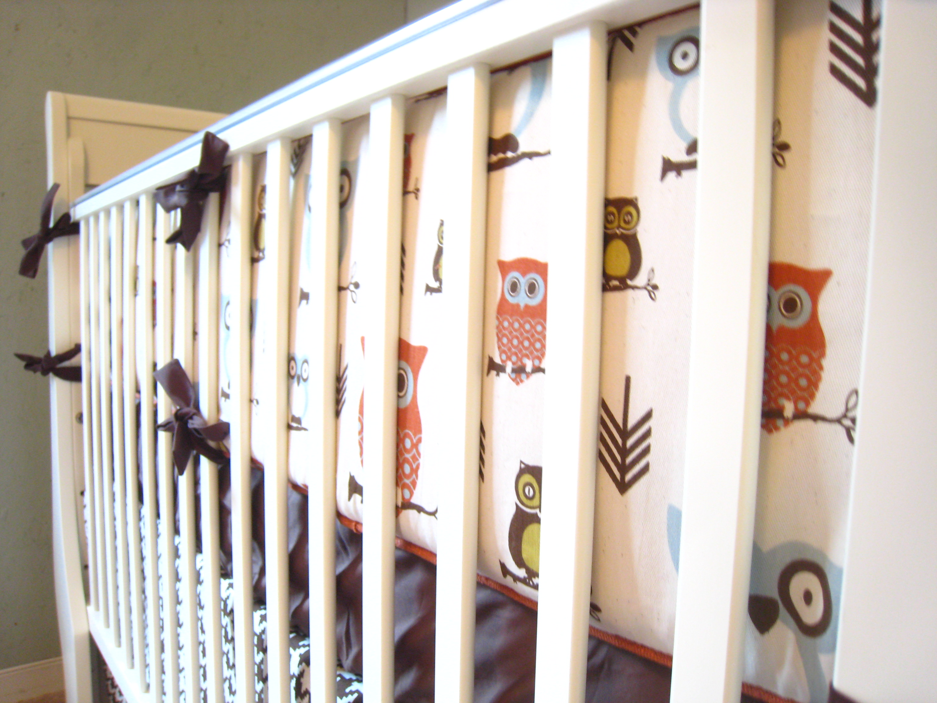 Crib Bumper Pattern Awesome Decorating Ideas